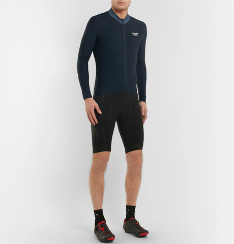 Defend Water-Repellent Cycling Bib Shorts