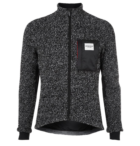 Simone Fleece Cycling Jacket