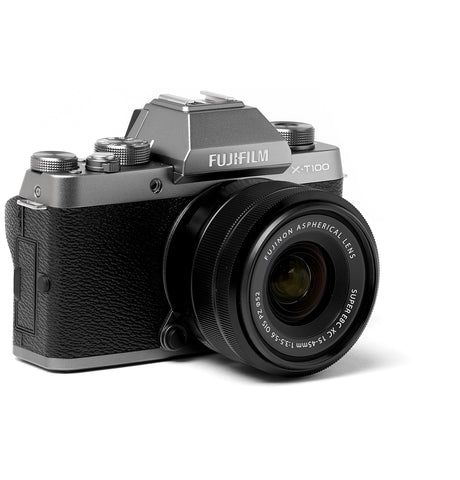 X-T100 Camera With XC15-45mm Lens