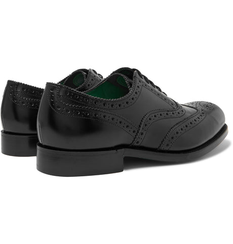 Harrow Leather Brogues