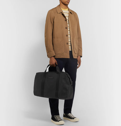SoFo Waxed-Canvas Holdall
