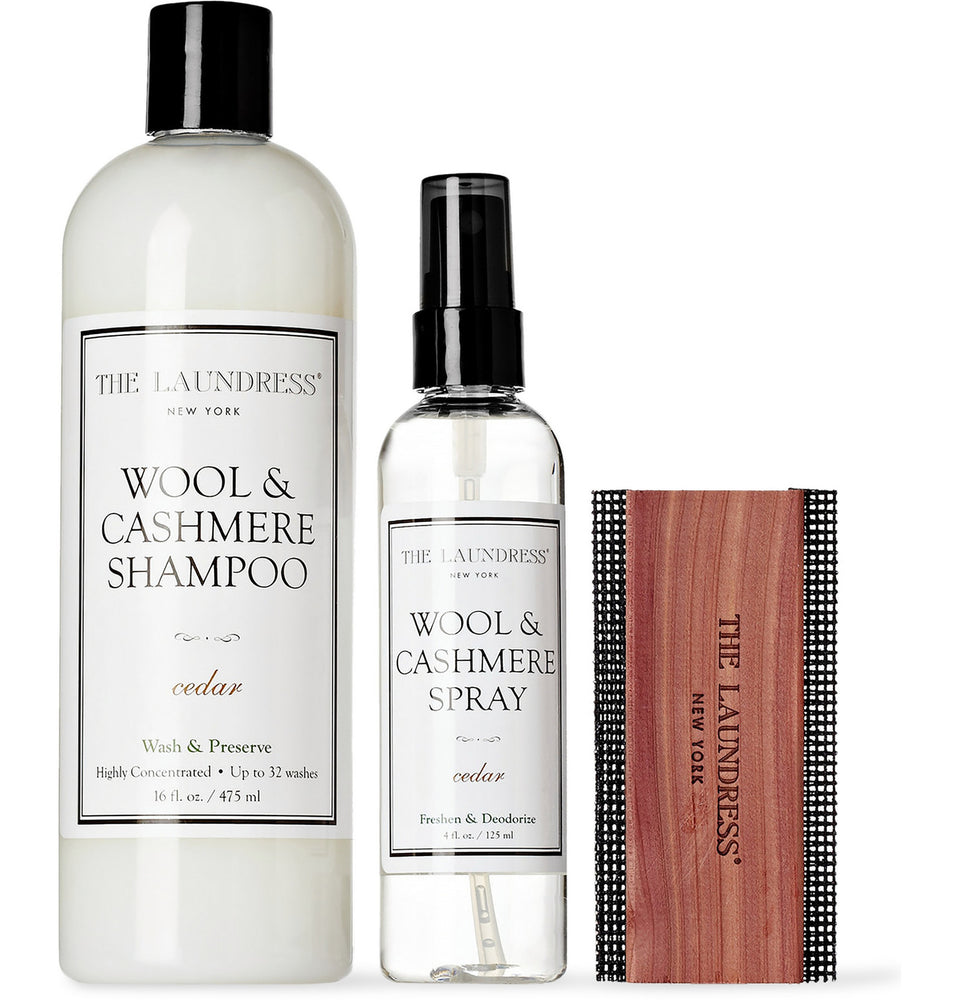 Wool & Cashmere Care Set