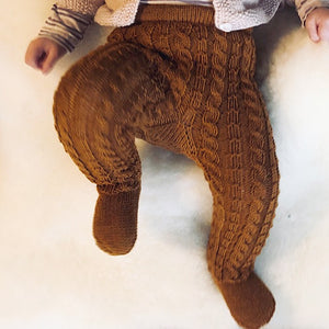 TODDLERS TIGHTS, english pattern