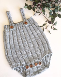 Enkel basis romper, english pattern