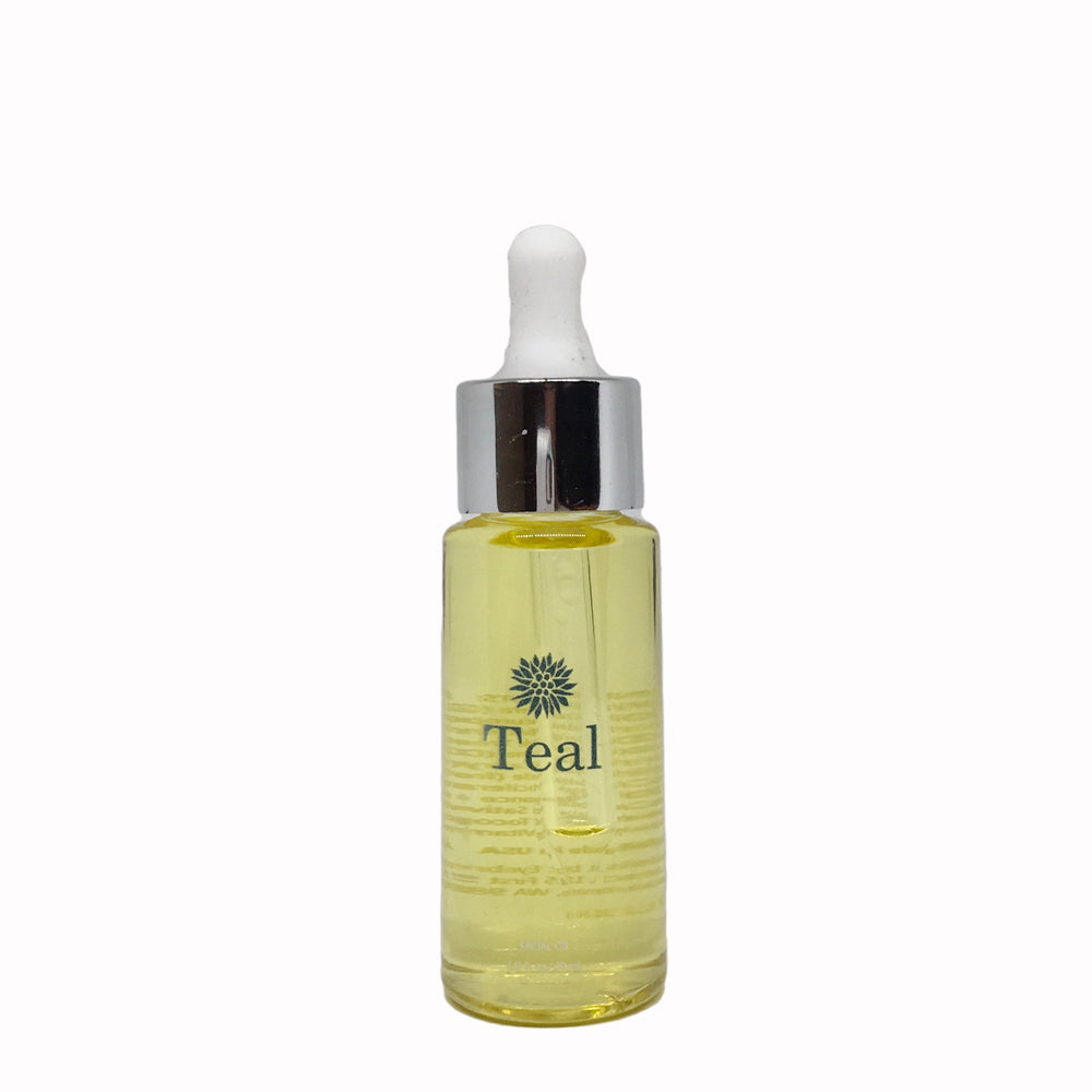 Teal Facial Oil