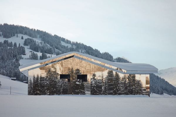 Mirage Gstaad: a house of mirrors