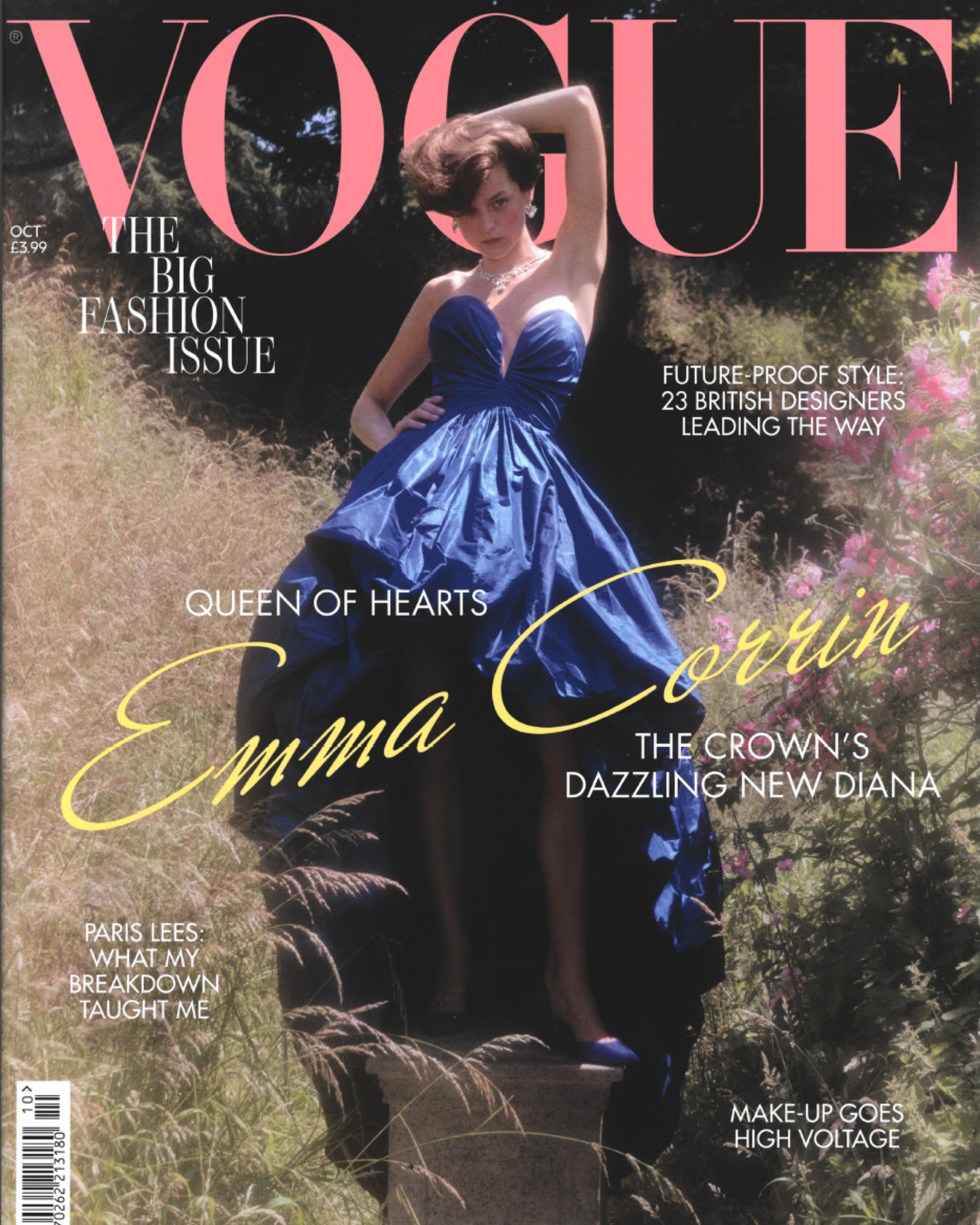 VOGUE Cover - NGOLD Gstaad Sep 2020