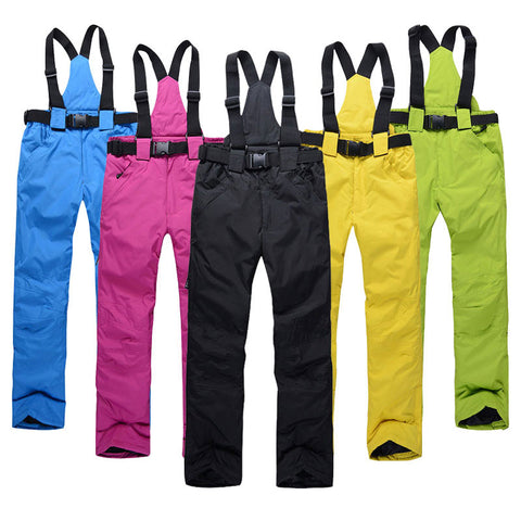 Ski Pants Men And Women Outdoor High Quality Windproof Waterproof - FREE SHIPPING - Socksplus1