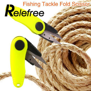 Relefree Fishing Foldable Scissors