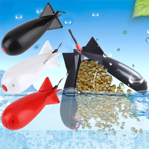 Fishing Rocket Bait Thrower (2pcs)