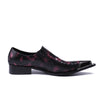 Genuine Leather Loafers Men, Flat Loafer, Wedding shoes
