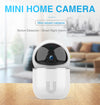 Intelligent Auto Tracking Surveillance Camera, Home Security Wireless CCTV Camera With Net Port