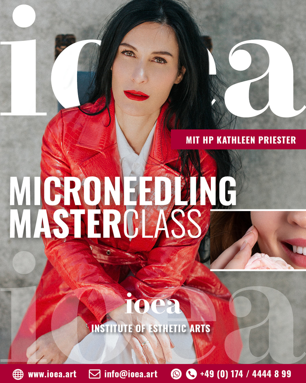MEDIZINISCHES MICRONEEDLING | MASTER CLASS