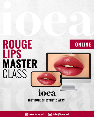 ROUGE LIPS | ONLINE CLASS