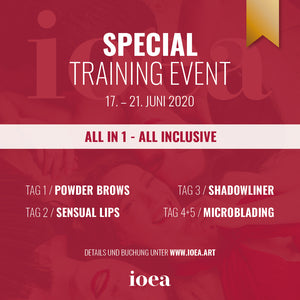 Special Training Event - ALL INCLUSIVE GOLD - IOEA Germany