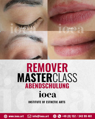 REMOVER ABENDSCHULUNG | MASTER CLASS | KARLSRUHE