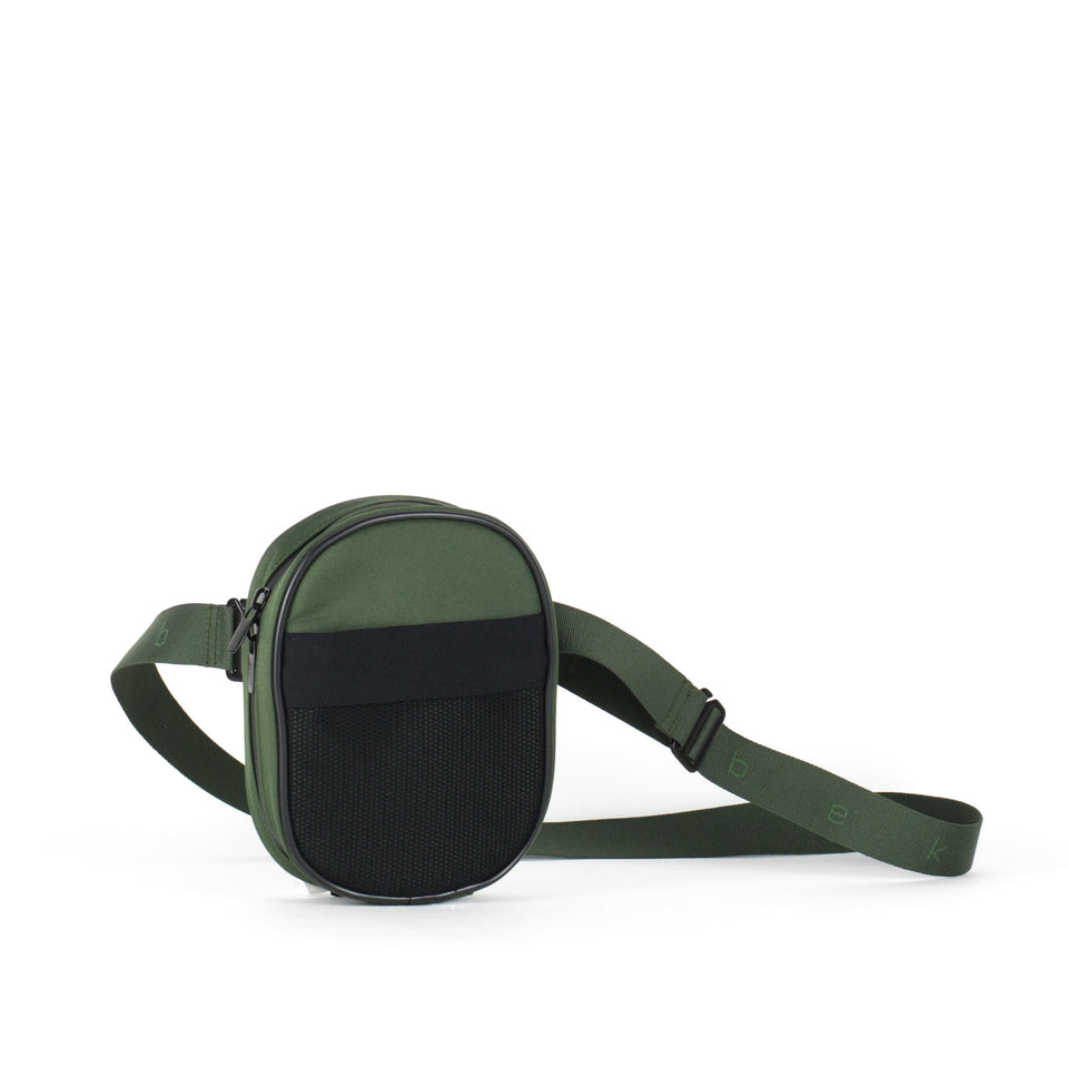 Belt Bag, Green + Green Strap