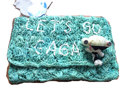 Lets Go Gaga - Large Pouch