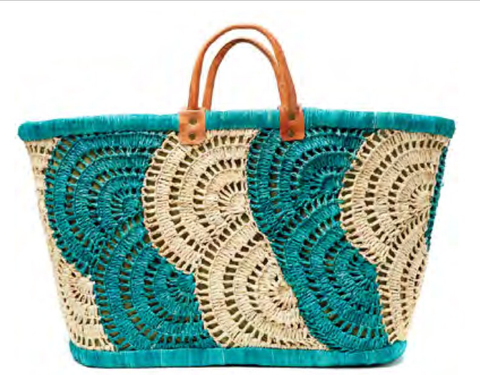 Santorini Tote (More Colors)