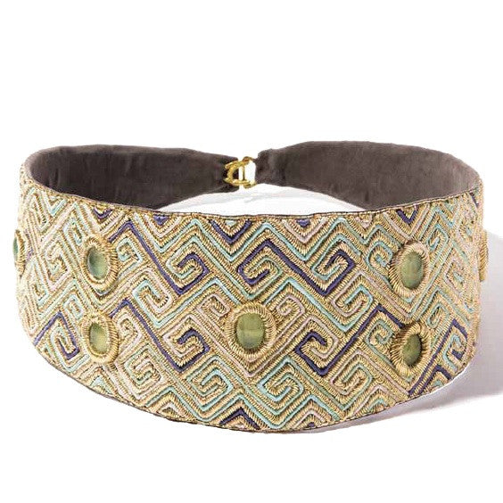 Art Deco Big Belt