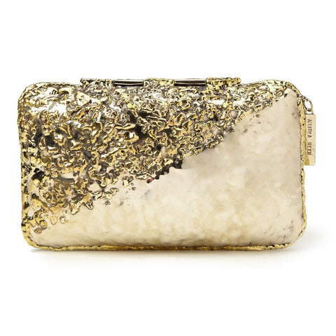 Diagonal Melted Clutch