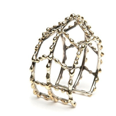 Dotted Pyramid Cuff
