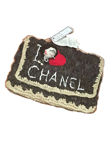 I Love Chanel - Large Pouch (More Colors)