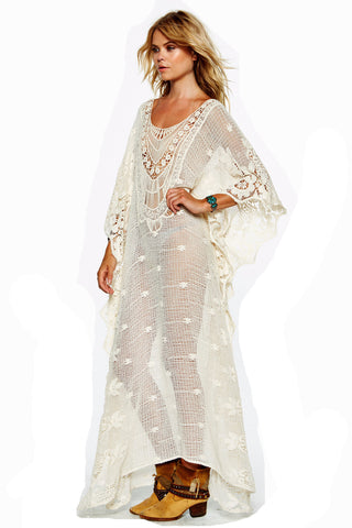 Romantic Mykonos Kaftan (More Colors)