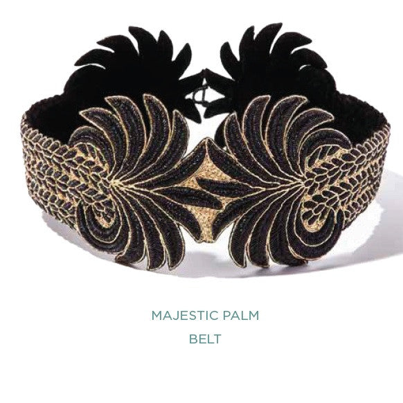 Majestic Palm Belt (More Colors)