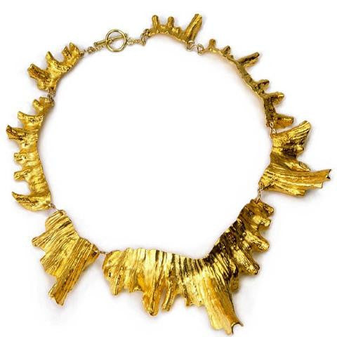 Murex Collar Necklace
