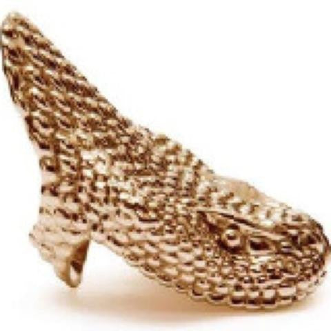 Snakehead Ring
