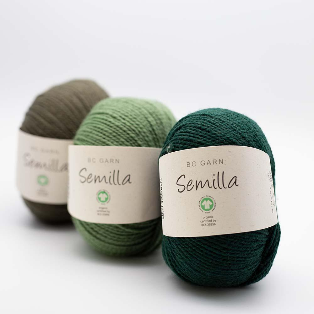 Semilla GOTS at Tangled Yarn