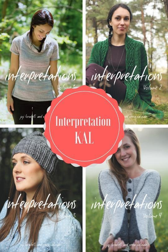 Interpretations Knit Along