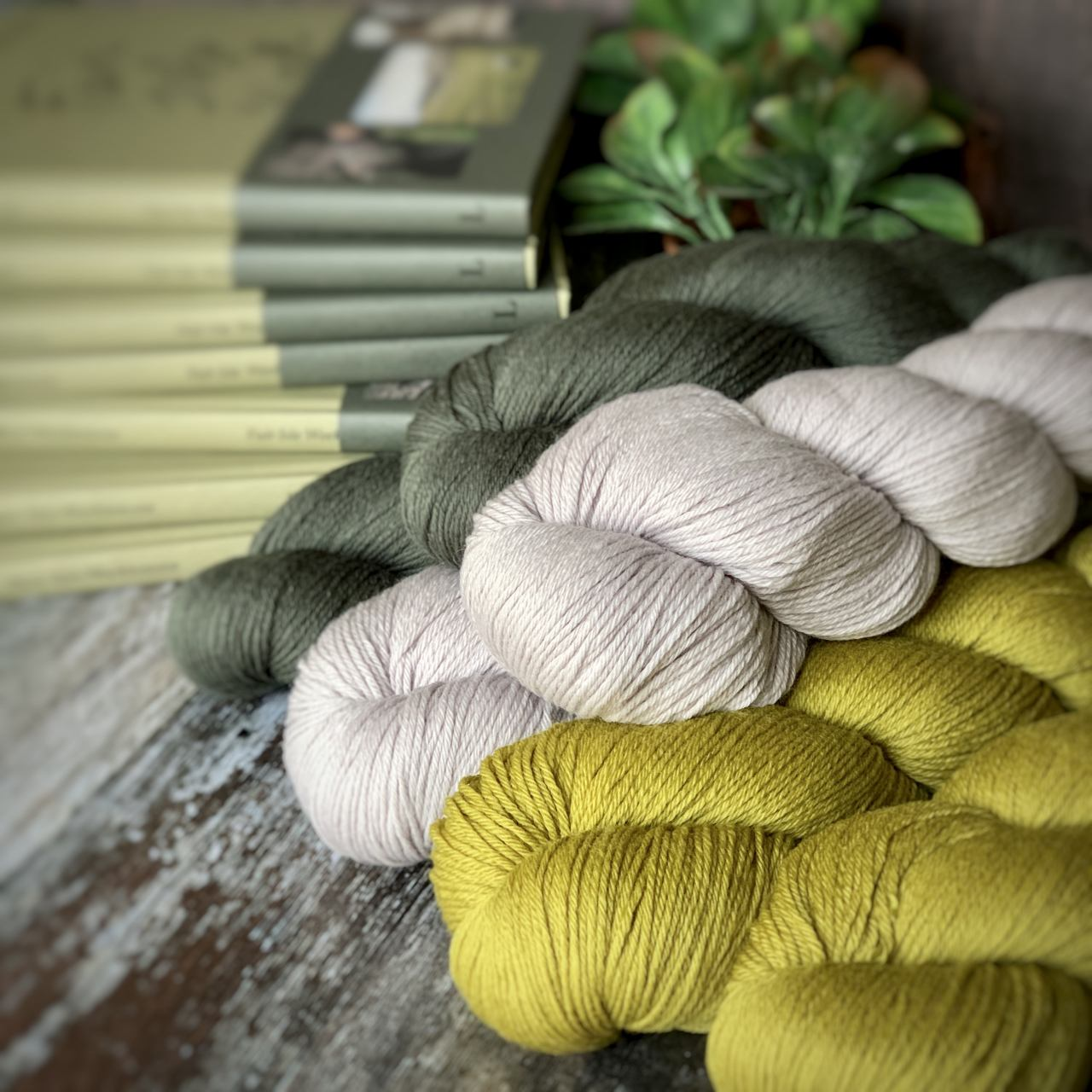 Rosy Green Wool, Cheeky Merino Joy