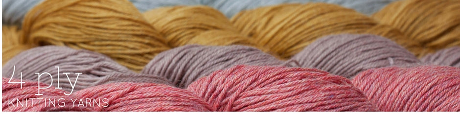 4 ply Knitting Yarn & Wool