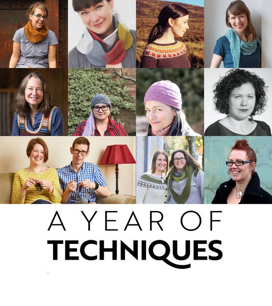 A Year of Techniques