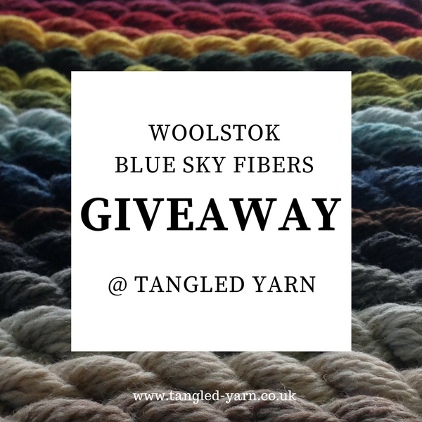 Woolstok, Blue Sky Fibers Giveaway