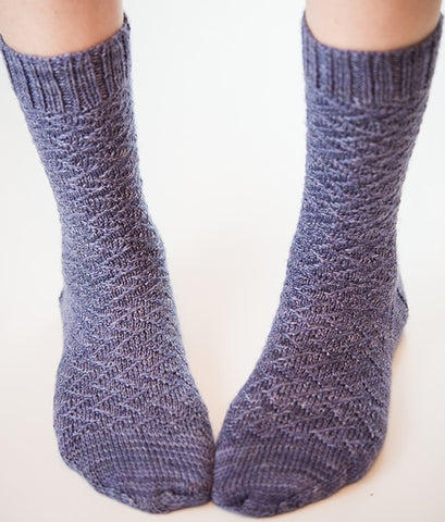 Bulletproof Sock is ideal for knitting socks.