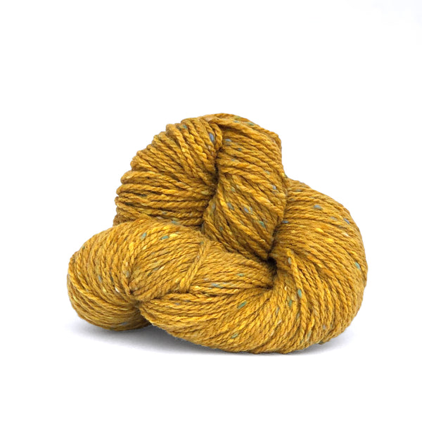 Golden in Lucky Tweed, Kelbourne Woolens
