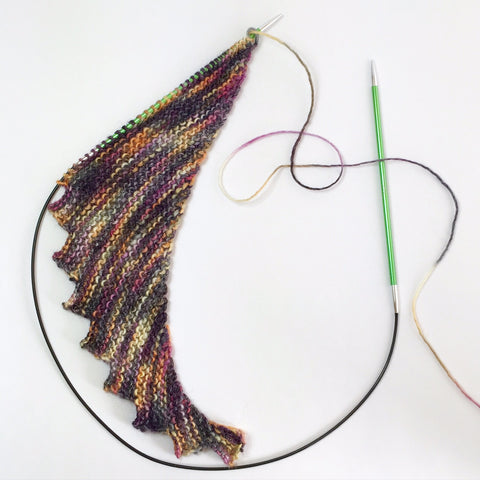 Knitting with Louisa Harding Pittura