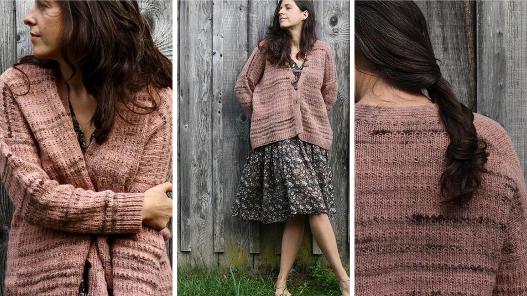 Ostra Cardigan by Amy Christoffers