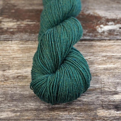 Coop Knits Socks Yeah! - Malachite (110) - 4ply Knitting Yarn