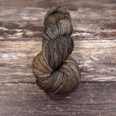 Fyberspates Vivacious 4ply - Smokey Joe (629) - 4ply Knitting Yarn