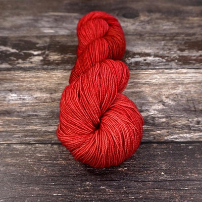 Fyberspates Vivacious 4ply - Strawberry (630) - 4ply Knitting Yarn