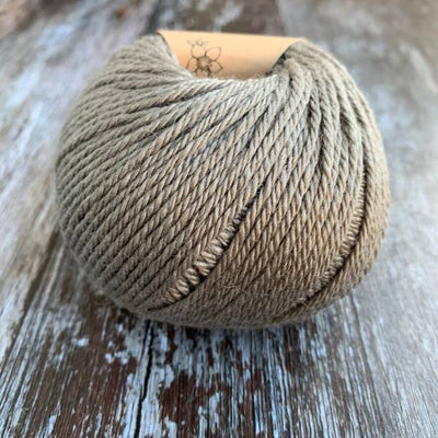 Eden Cottage Yarns Milburn DK - Steel - DK Knitting Yarn