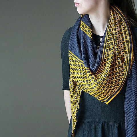 Eifelgold by Melanie Berg  - Downloadable Knitting Pattern - Melanie Berg - 2