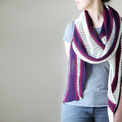 Heidschnucke by Melanie Berg  - Downloadable Knitting Pattern - Melanie Berg - 2