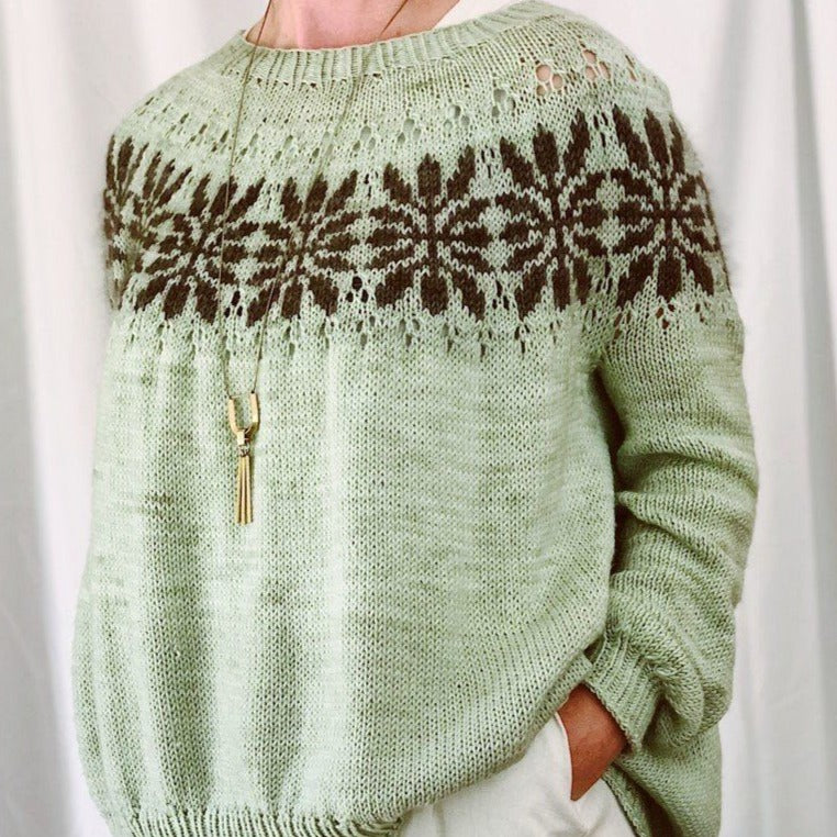 Boyland Knitworks Ingalls [Boyland Knitworks] -  - Knitting Pattern