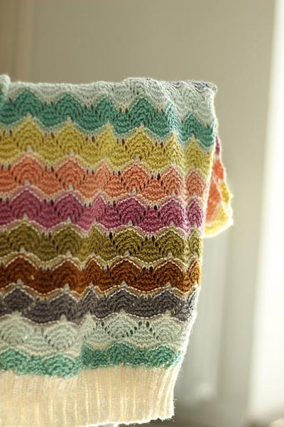 CaMaRose Summer Vibe Top [Trine Bertelsen] -  - Knitting Pattern