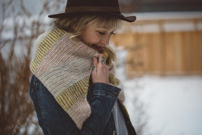Andrea Mowry Satellite [Andrea Mowry] -  - Knitting Pattern